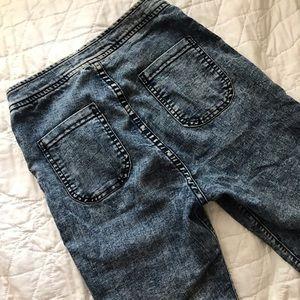 American Apparel Pants - Acid Wash Jeggings